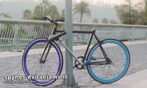 Užraktai dviračiams