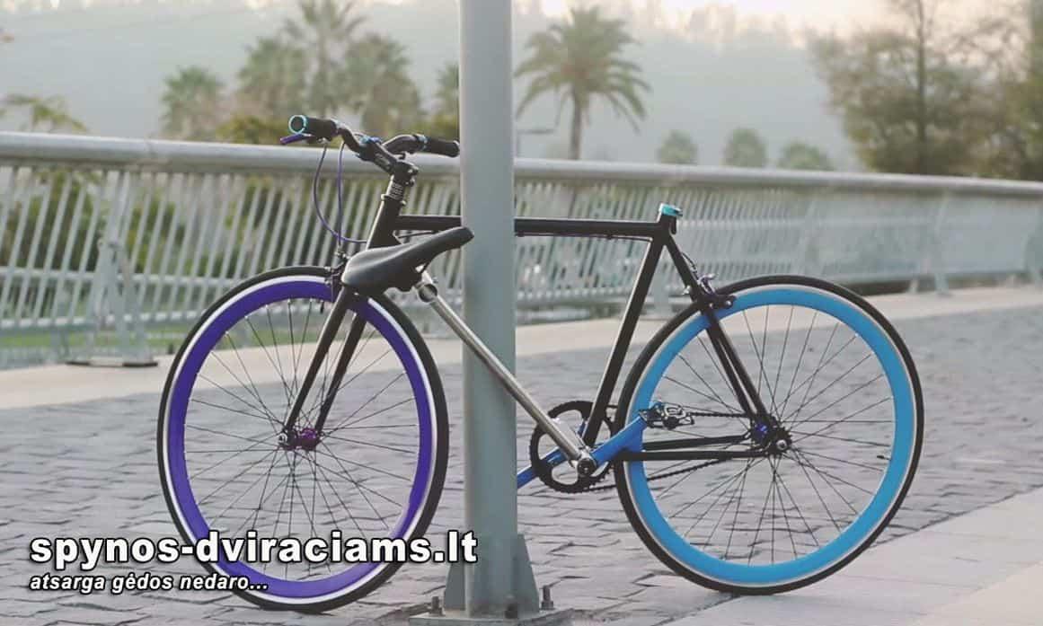 Spynos-dviračiams
